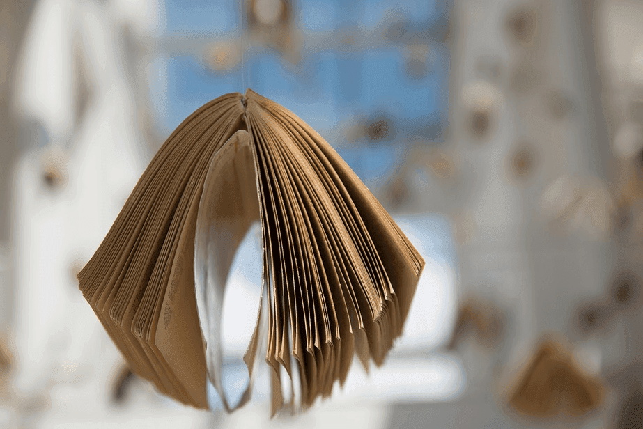 books with strings