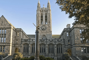 Cafes and Restaurants for Students at Boston College