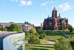 Health and Wellness Services at Syracuse University