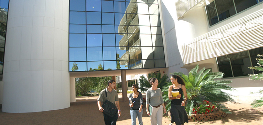 Jobs and Opportunities for Students at Charles Darwin University
