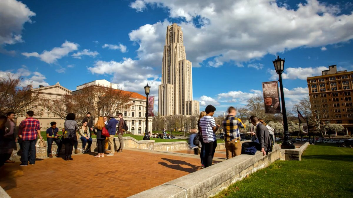 Wellness and Health Services at the University of Pittsburgh