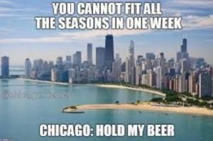meme about chicago