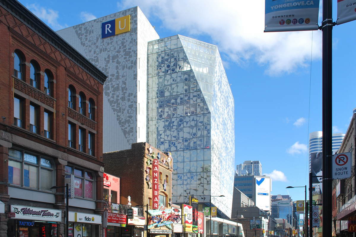 Jobs and Opportunities for students at Ryerson University