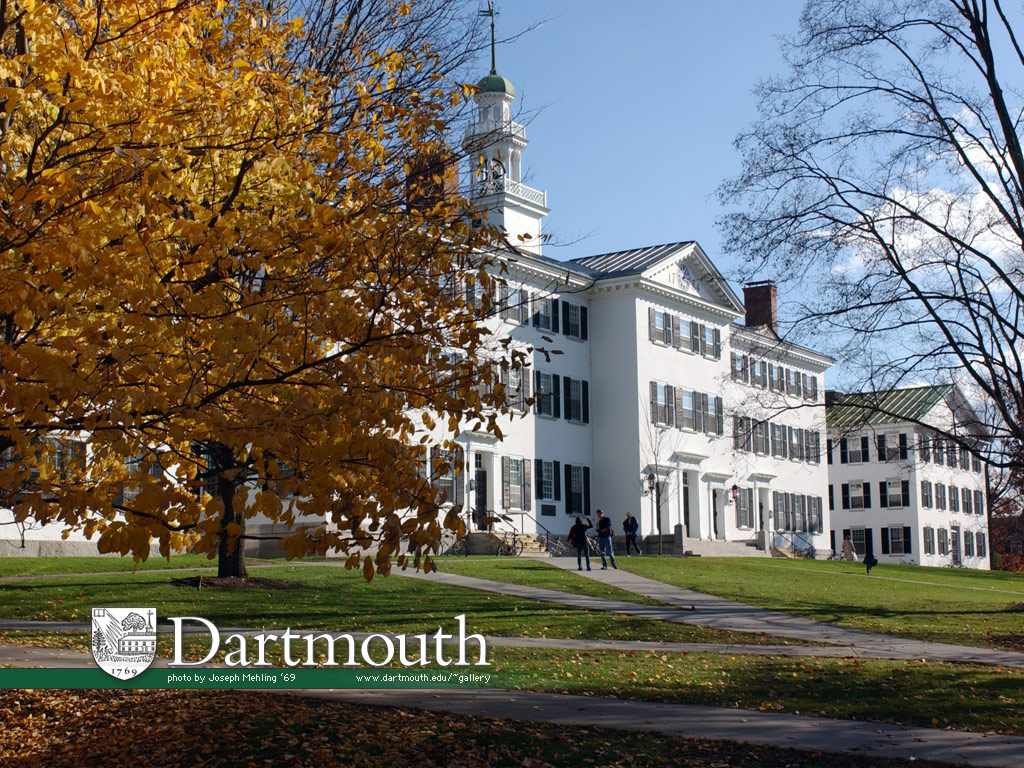 Health and Wellness Services at Dartmouth College