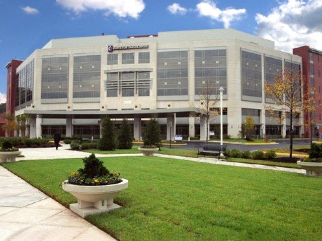 The Inova Trauma centre