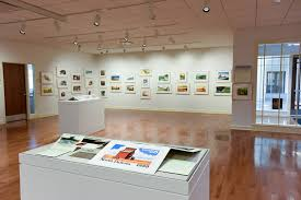 a look at the gallery inside