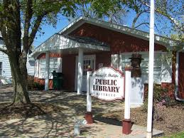 a photo of the schools public library