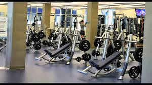 Here are some machines available for student use in the Campus Recreation Center.