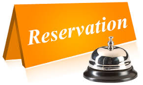 This summarizes the key responsibility of the Reservations Assistant.