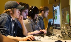 Miami University offers a Game Design course.