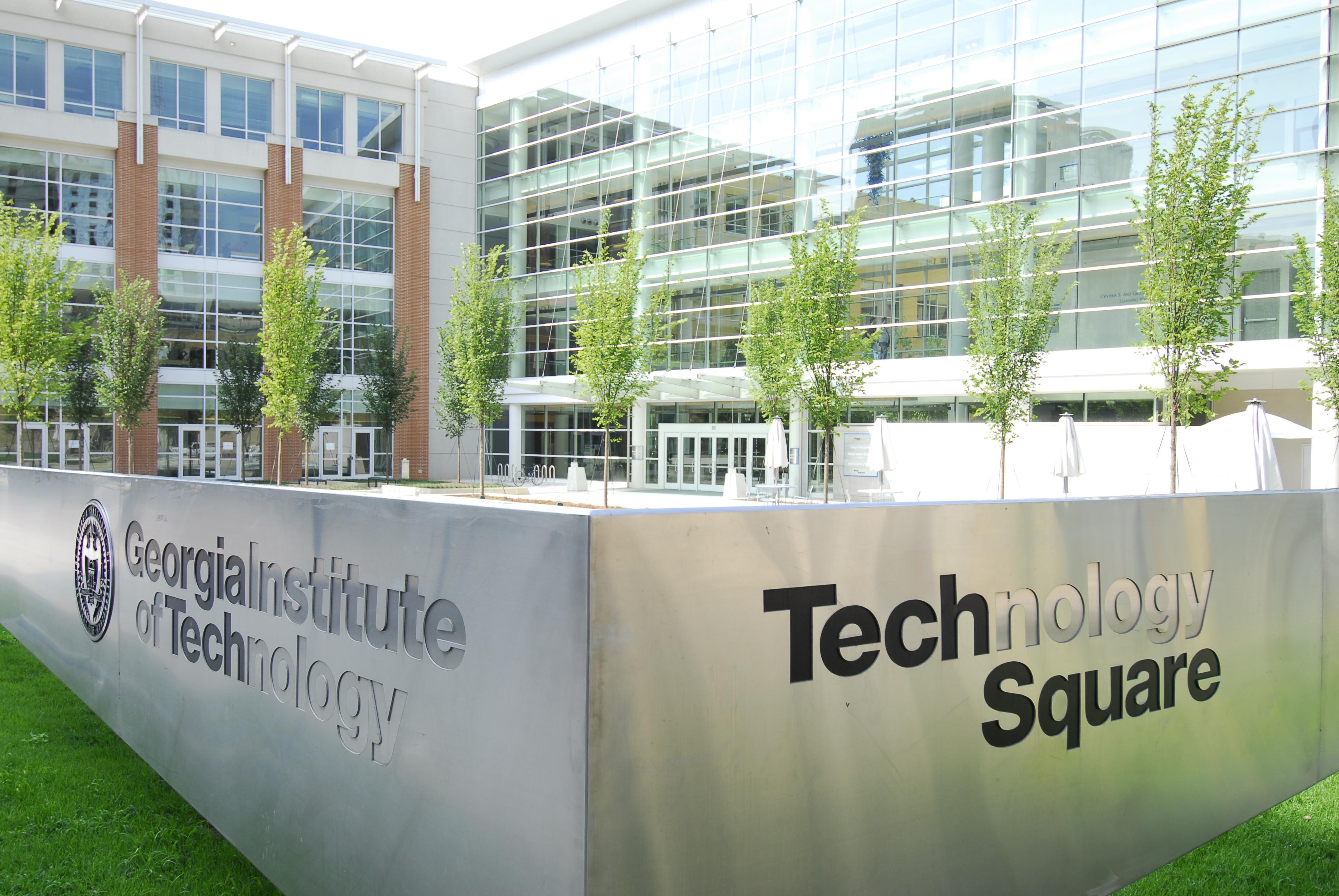Tech Square at Georgia Tech.