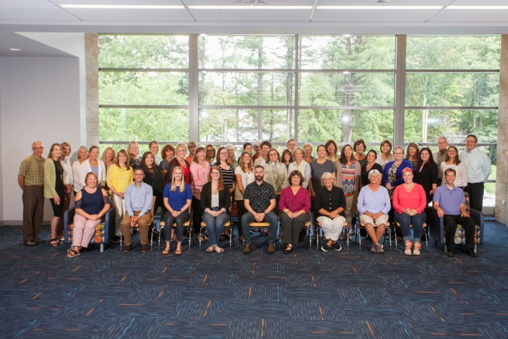 Health & Wellness staff photo