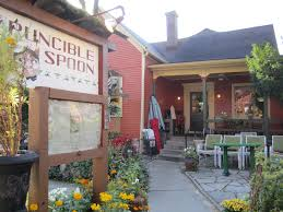 The runcible spoon entrance.