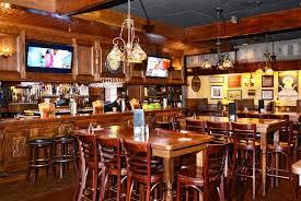 Inside CopperTop Tavern in NY.