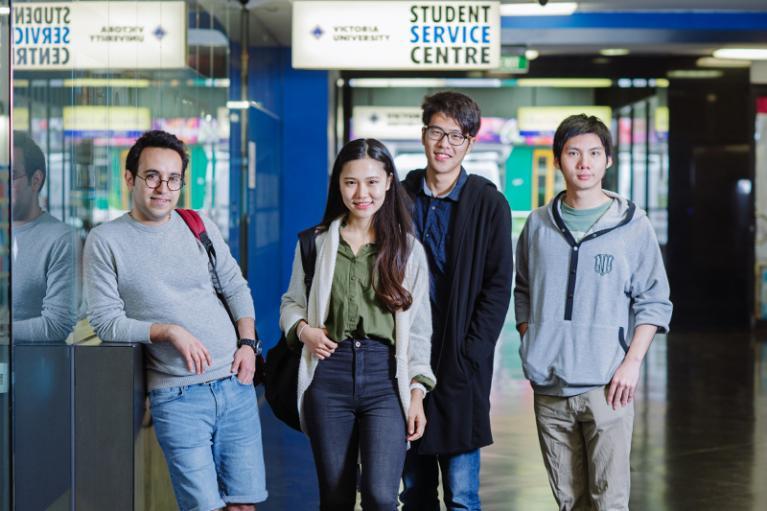 student service center - University of Victoria