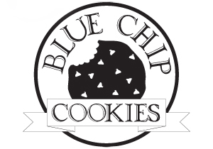 logo of blue chip cookies