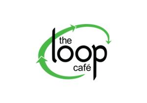 logo of loop cafe
