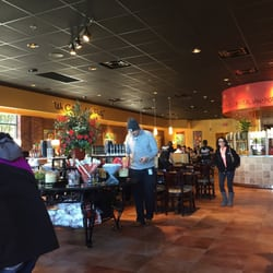Inside of the Newk Eatery