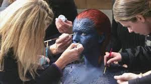 maquillaje para peliculas curtin