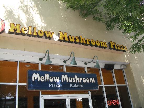 Mellow Mushroom store front
