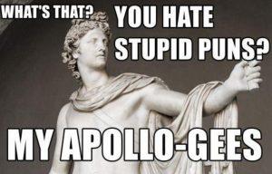 Apollo meme
