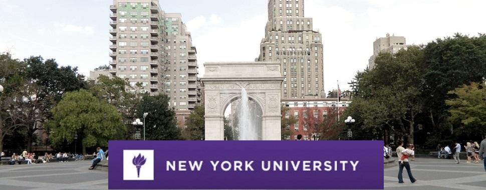 Restaurants & Cafes at or near New York University
