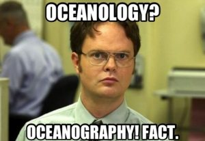 meme about oceanography