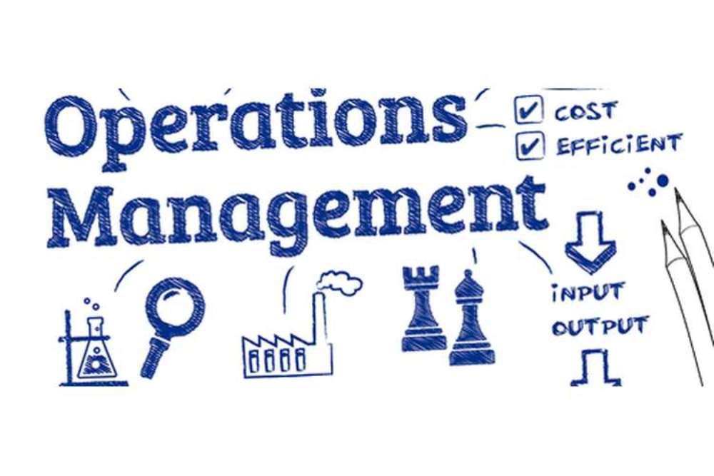 Operations management sketch