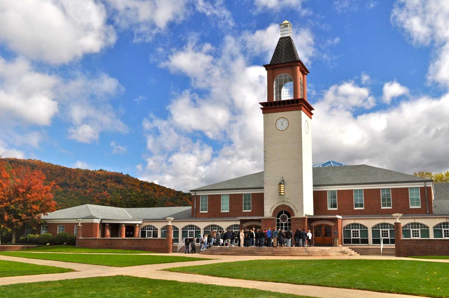 Restaurants and Cafes at Quinnipiac University
