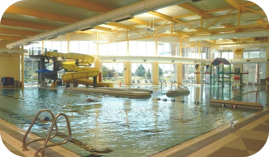 Aquatic area for recreational activities