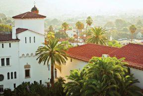 Restaurants &Cafes at or near University of California - Santa Barbara
