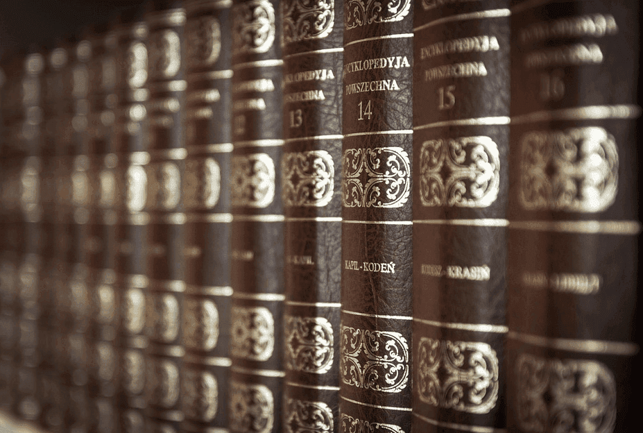 set of encyclopedias
