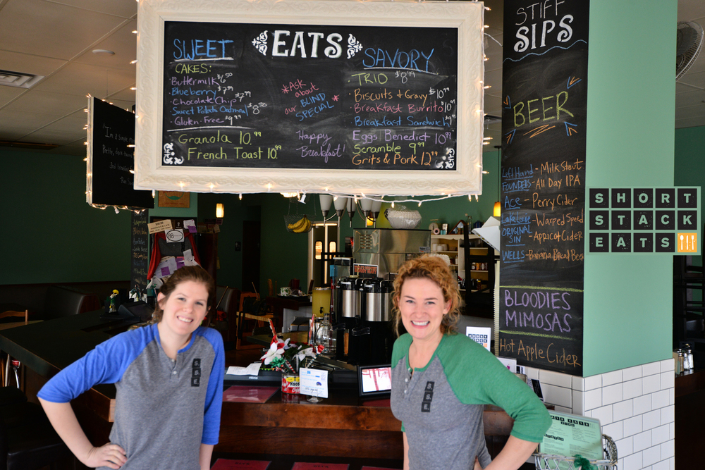 Short Stack Eatery? workers smiling