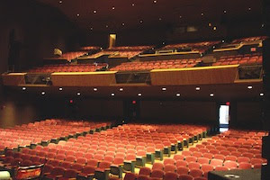 University of Kansas campus theatre