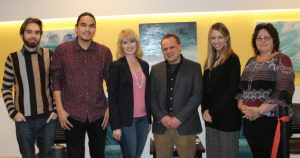 The wellness and counselling team at Winnipeg