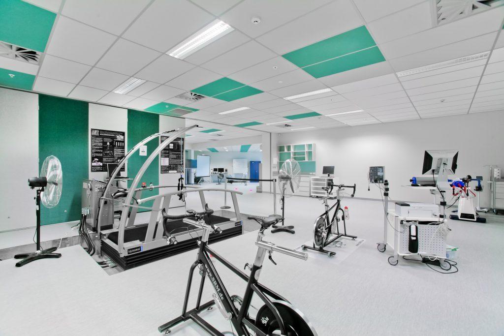 Wellness center in Auckland university of technology