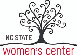 women's center logo at NC State
