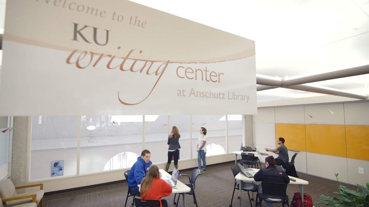 University of Kansas Writing Center