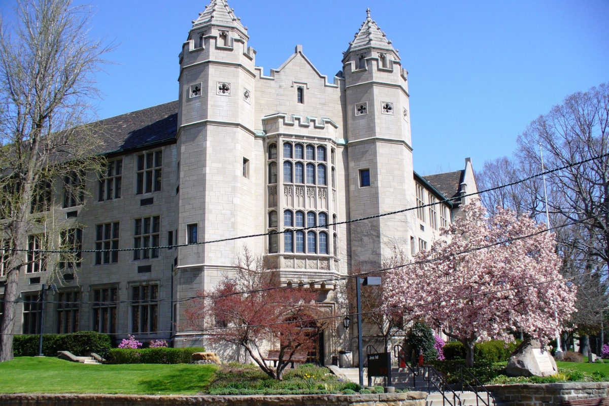 Restaurants & Cafes for Students at Youngstown State University
