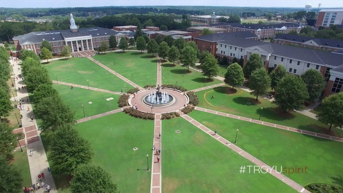 Jobs for College Students at Troy University