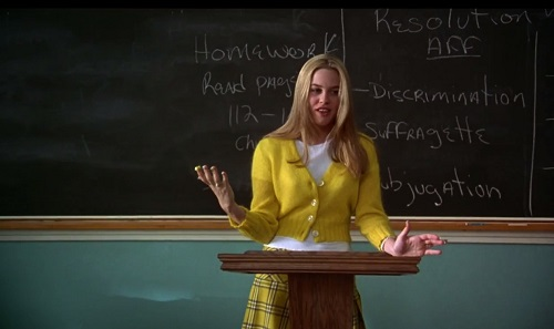 the teacher is delivering lectures about critical thinking