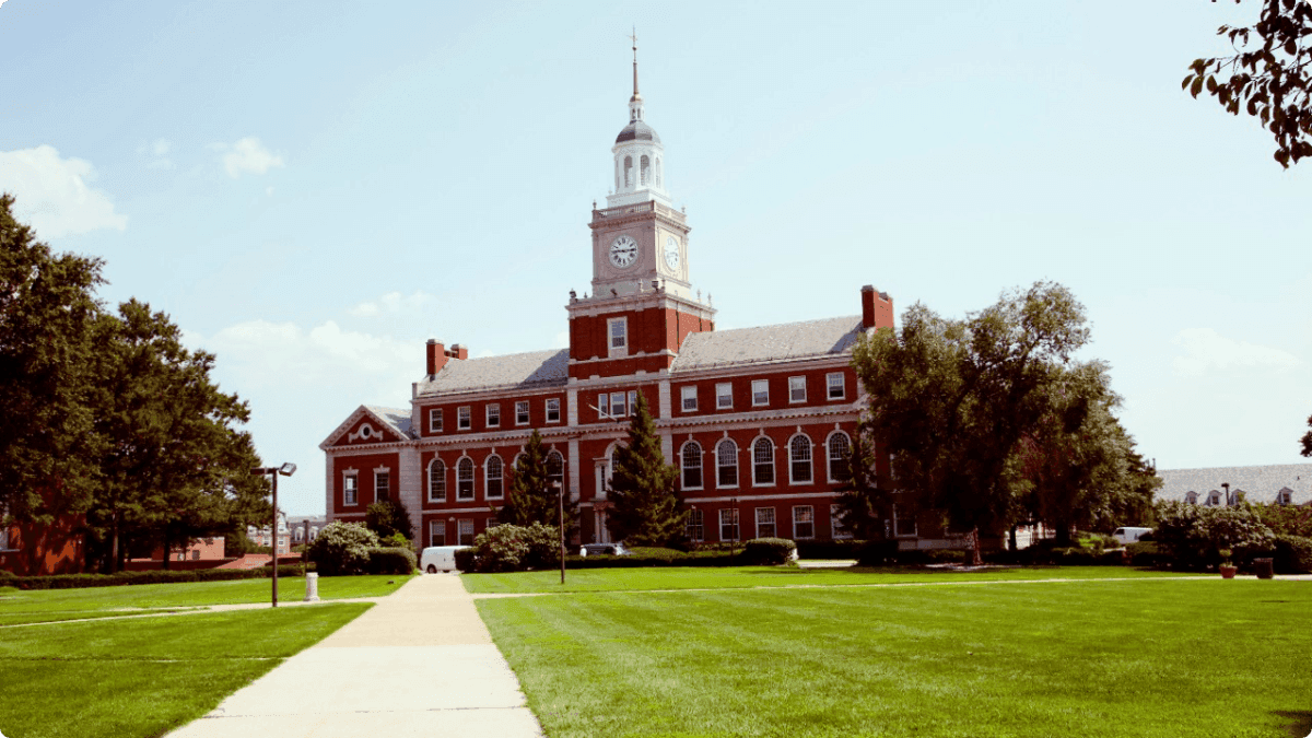 Jobs for College Students at Howard University