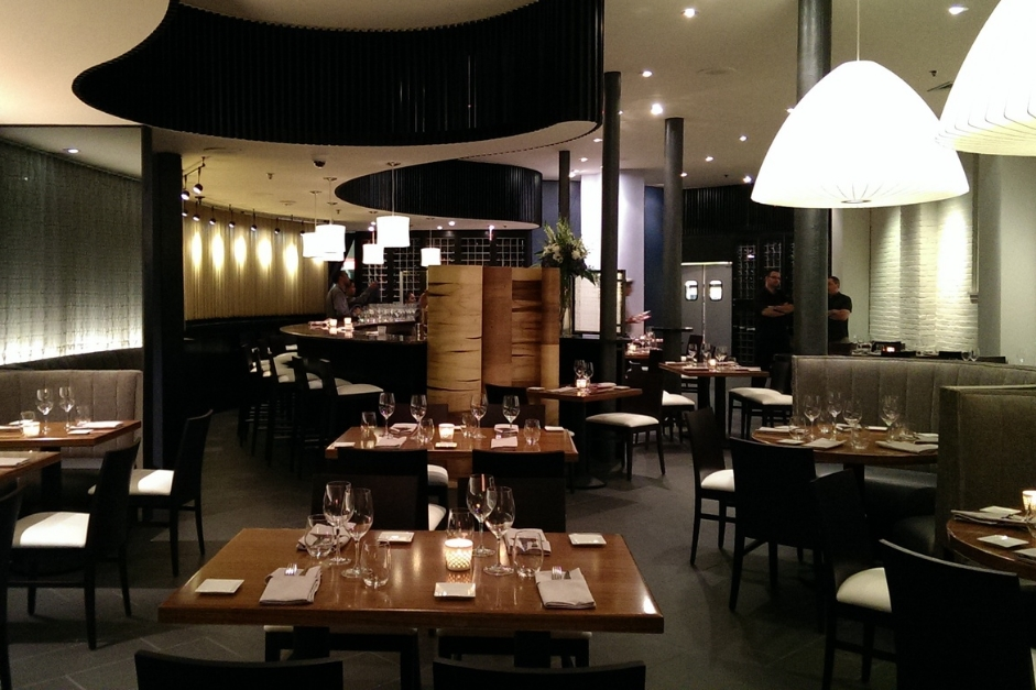 Cozy looking dining of Olea