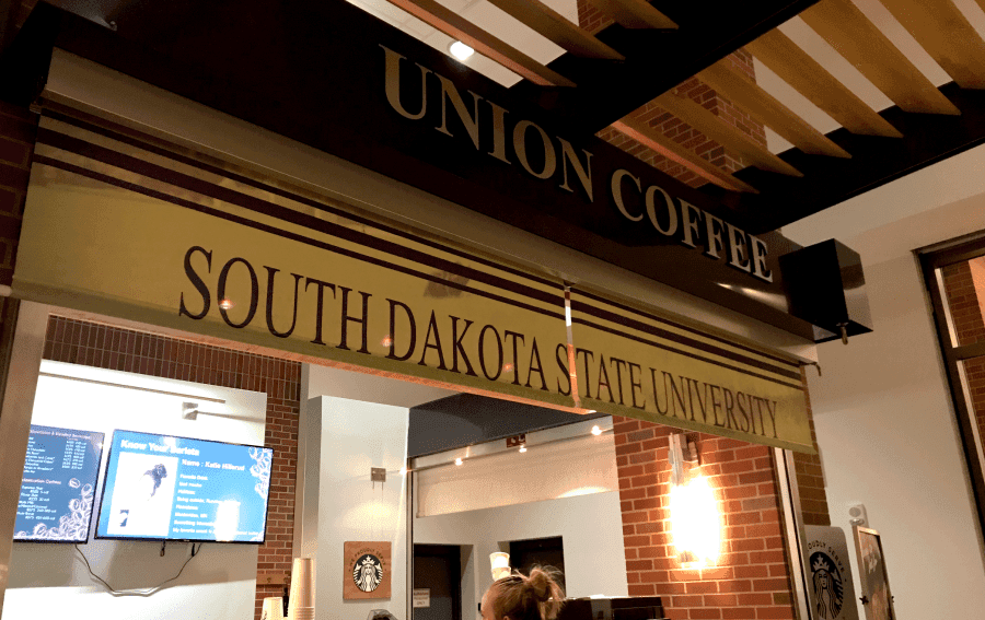 front of union coffee