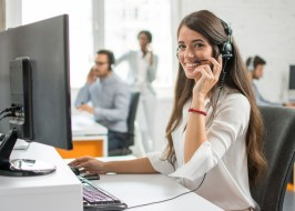Customer service representatives are responsible for providing stellar service to customers along with greeting them and making them feel comfortable