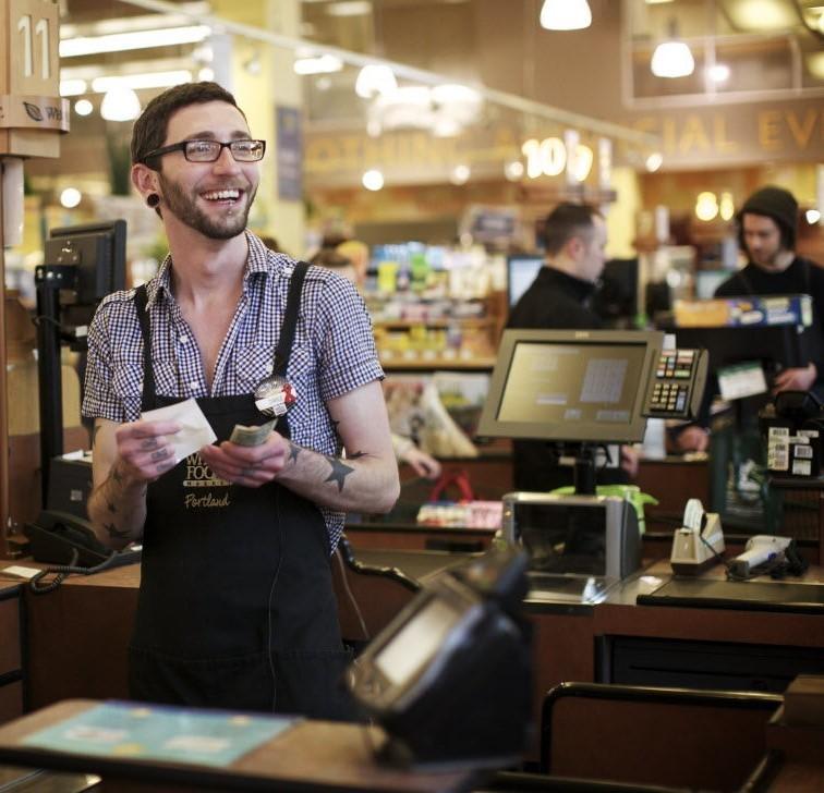 A clerk