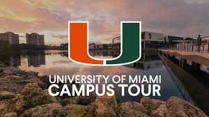 U of Miami campus tour