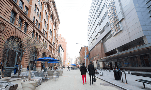 Restaurants and Cafes for Students at Baruch College