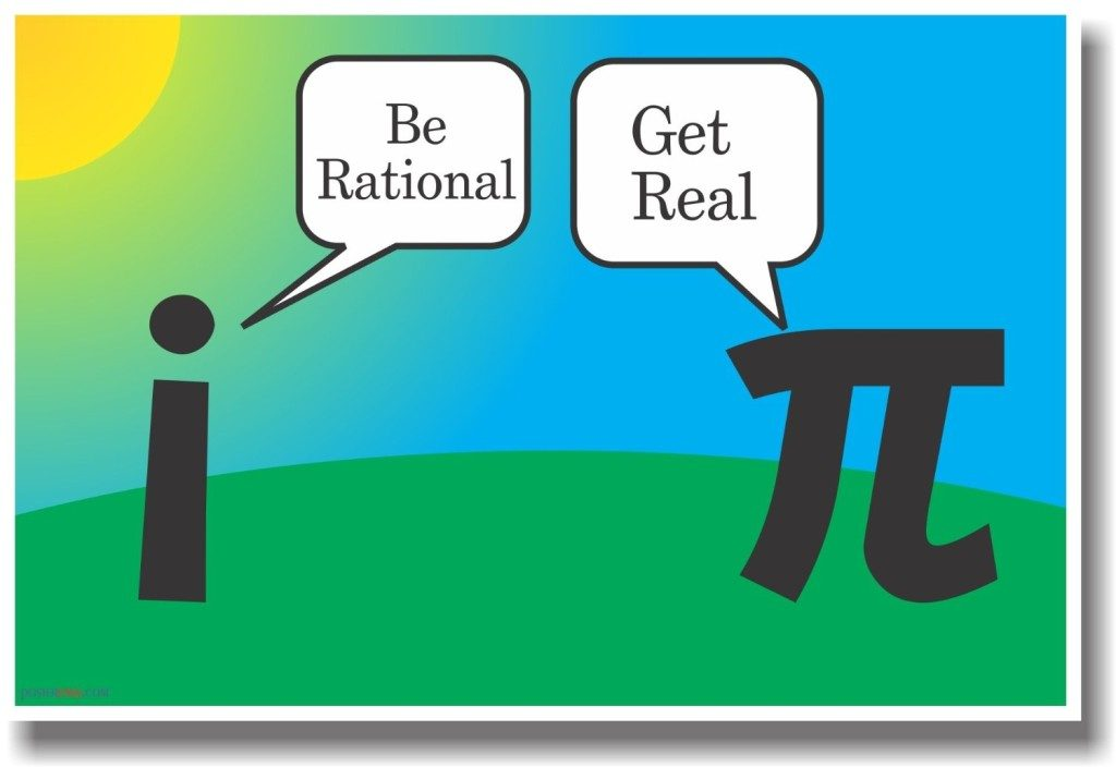 A picture on how to solve algebraic problems