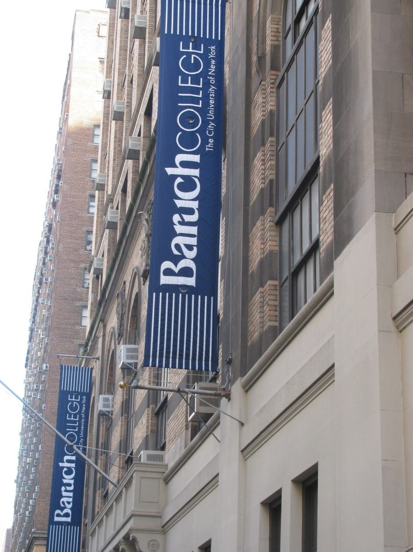 Jobs for College Students at Baruch College